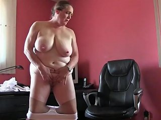 Church Lady Andrea Can Apos T Control Her Need For Orgasm
