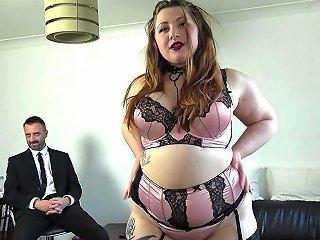 Kinky BBW Estella Bathory Submits To Pascals Bdsm Slamming